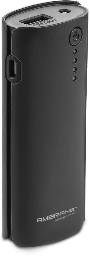 Best price on Ambrane P-444 4000mAh Power Bank in India