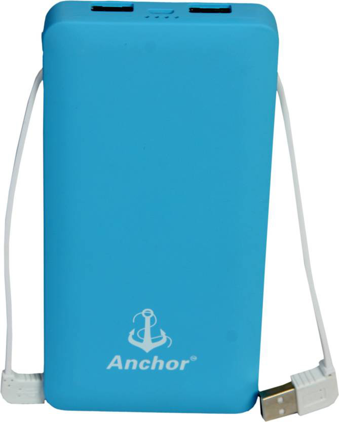 Best price on Anchor 11 6000mAh Power Bank in India