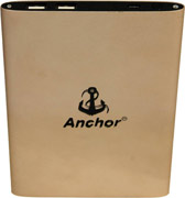 Best price on Anchor 15000mAh Power Bank - Front in India