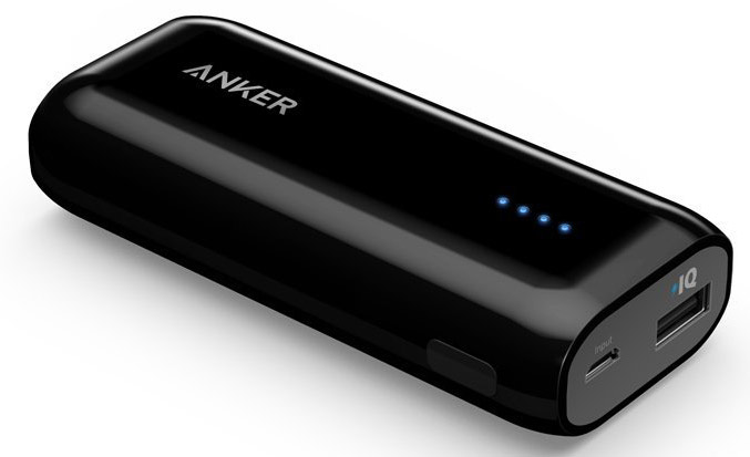 Best price on Anker Astro E1 5200mAh Power Bank in India