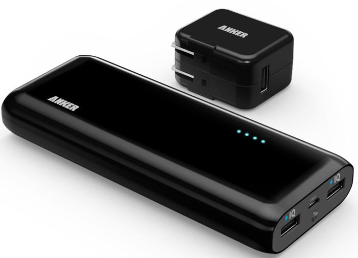 Best price on Anker Astro E5 16000mAh Power Bank with 3A Dual Port Adapter in India