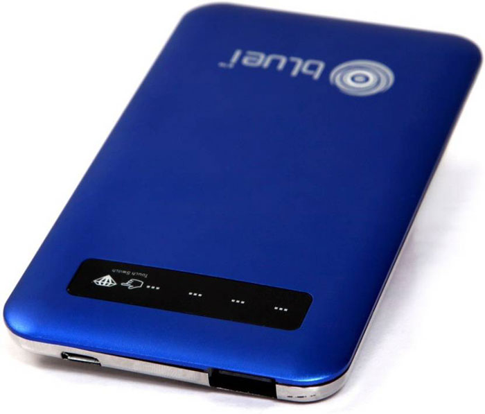 Best price on Bluei PS-01 4000mAh Power Bank in India