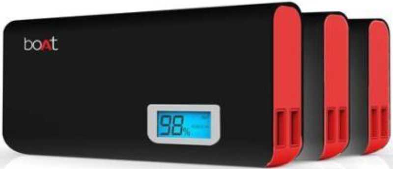 Best price on Boat BPR100 10000mAh Power Bank in India