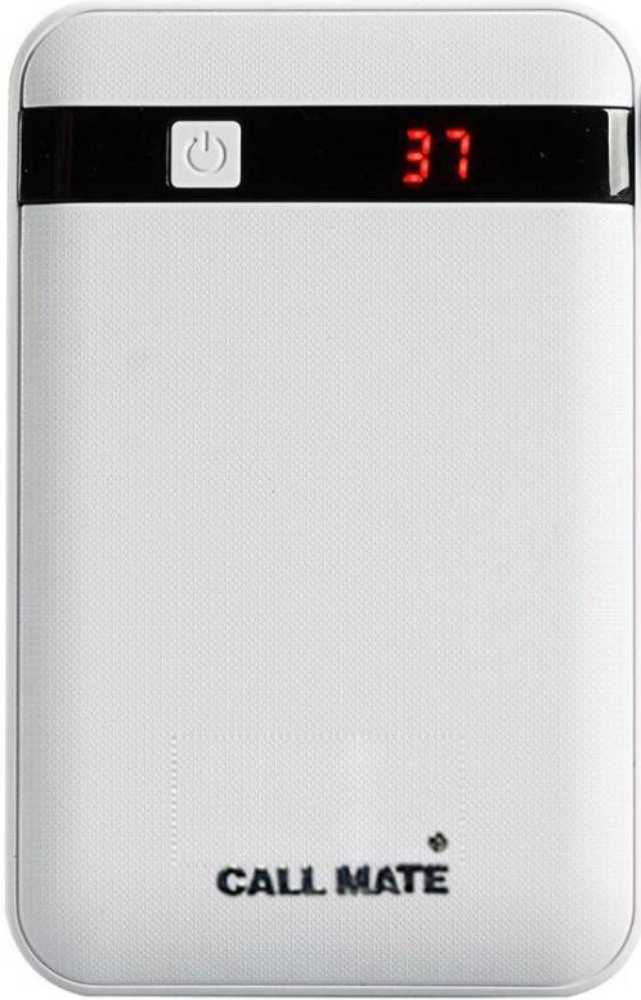 Best price on Callmate 13000mAh LED Power Bank in India