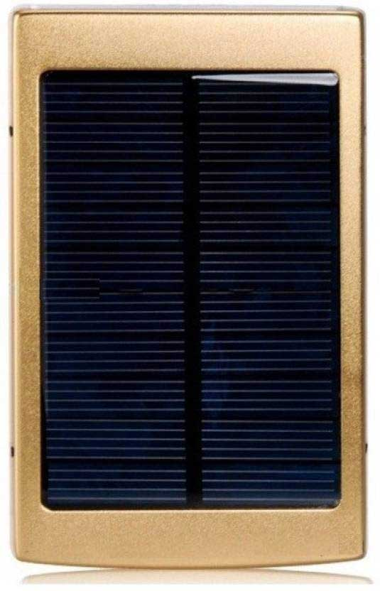 Best price on Callmate 13000mAh Solar LED Power Bank in India