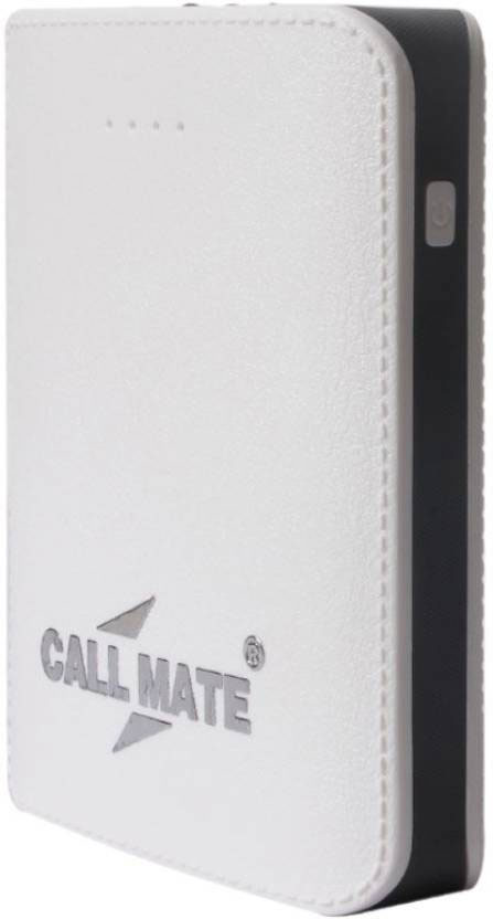 Best price on Callmate 3 Light 10400mAh 4-USB Power Bank in India