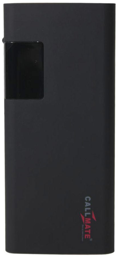 Best price on Callmate Black Mirror 15000mAh Power Bank in India