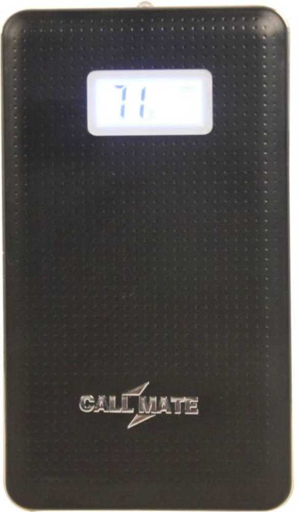 Best price on Callmate Sam LCD 8000mAh Power Bank in India