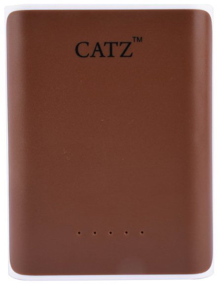 Best price on CATZ 10000mAh  Power Bank in India