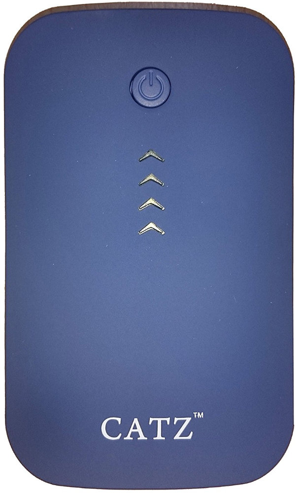 Best price on CATZ PBCZ4 -7800BL 7800mAh Power Bank in India