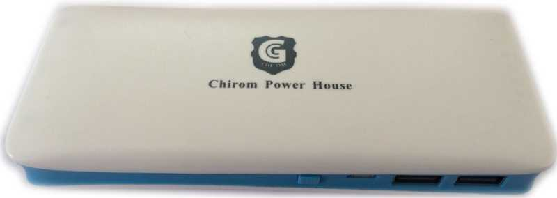 Best price on Chirom Power House CWPH101 16800mAh Power Bank in India