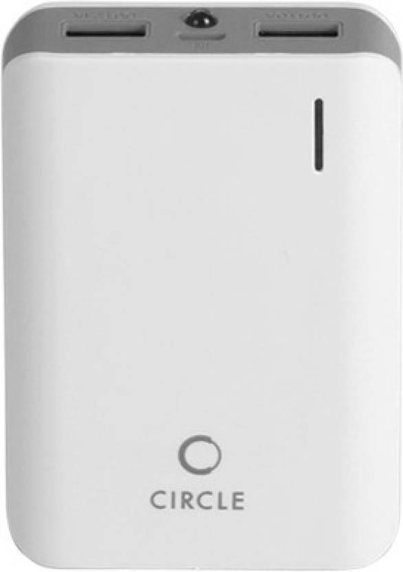 Best price on Circle CLI6000 6000mAh Power Bank in India