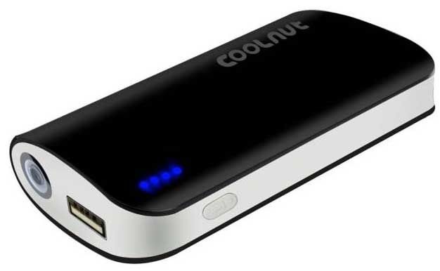 Best price on Coolnut CMPBK12 5200mAh Power Bank in India