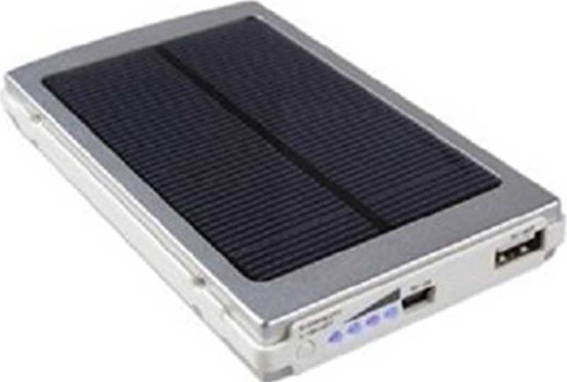 Best price on Cross 10000mAh Solar Power Bank in India