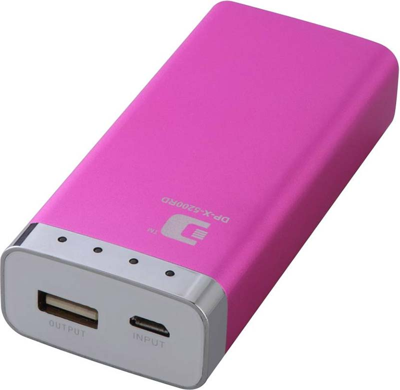 Best price on Digilite DP-X-5200RD 5200mAh Power Bank in India