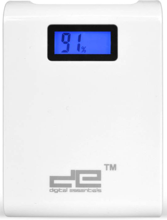 Best price on Digital Essentials 10400mAh Power Bank in India