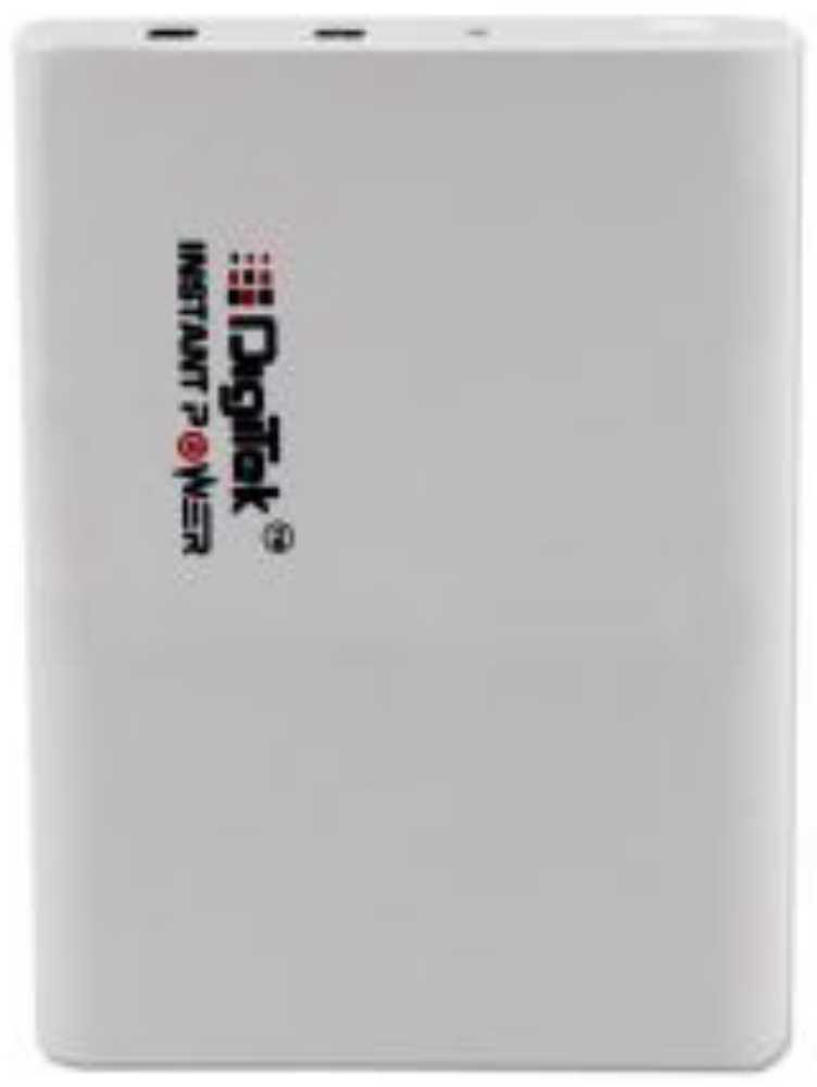 Best price on Digitek DIP-10400A Instant Power 10400mAh Power Bank in India