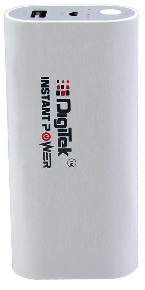 Best price on Digitek DIP-5200B Instant Power 5200mAh Power Bank in India