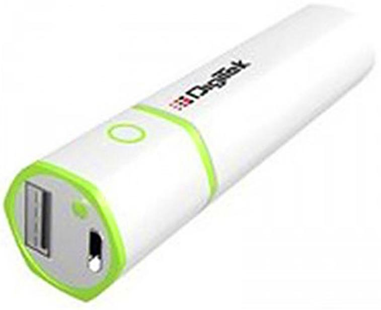Best price on Digitek DIP-2200 Instant Power 2200mAh Power Bank in India