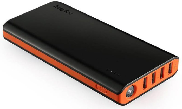 Best price on EasyAcc Monster 26000mAh Power Bank in India