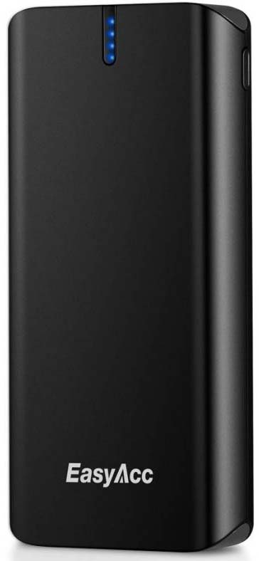 Best price on EasyAcc Quick Charge 2.0 20000mAh Power Bank in India