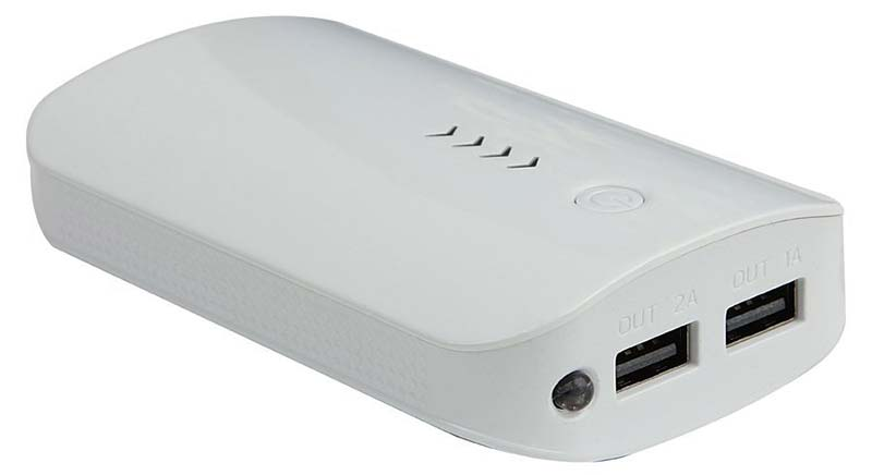Best price on ERD PB-204C 7800mAh Power Bank in India
