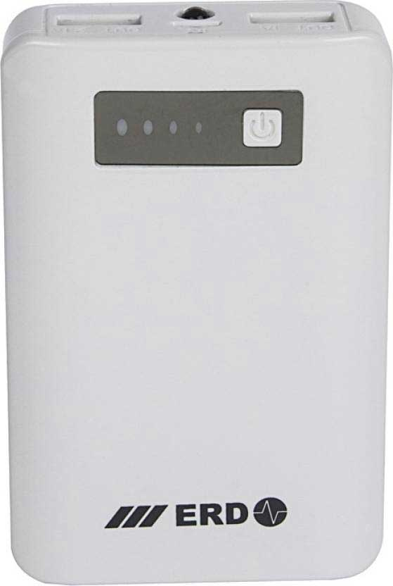 Best price on ERD PB-204S 7800mAh Power Bank in India