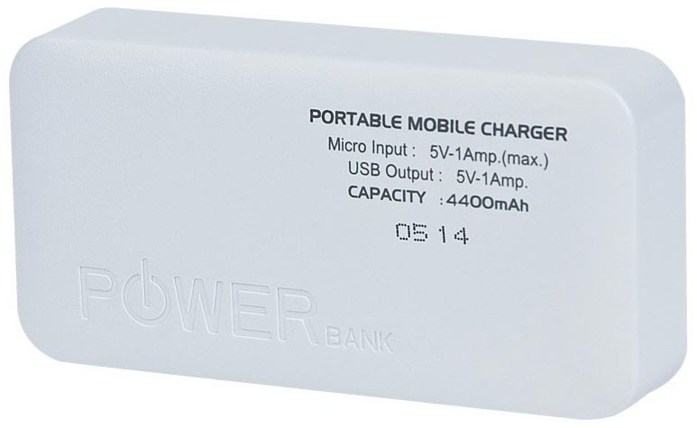 Best price on ERD PB-211 4400mAh Power Bank in India
