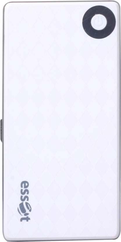 Best price on Essot PowerHorsez 8000P Slim 8000mAh Power Bank in India