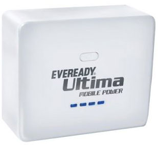 Best price on Eveready Ultima UM 52 5200 mAh Power Bank in India