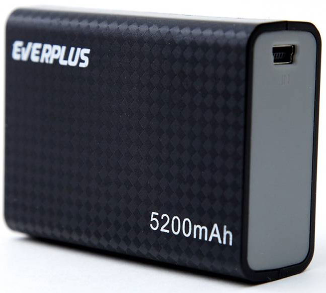 Best price on Ever Plus EP5210 5200mAh Power Bank in India