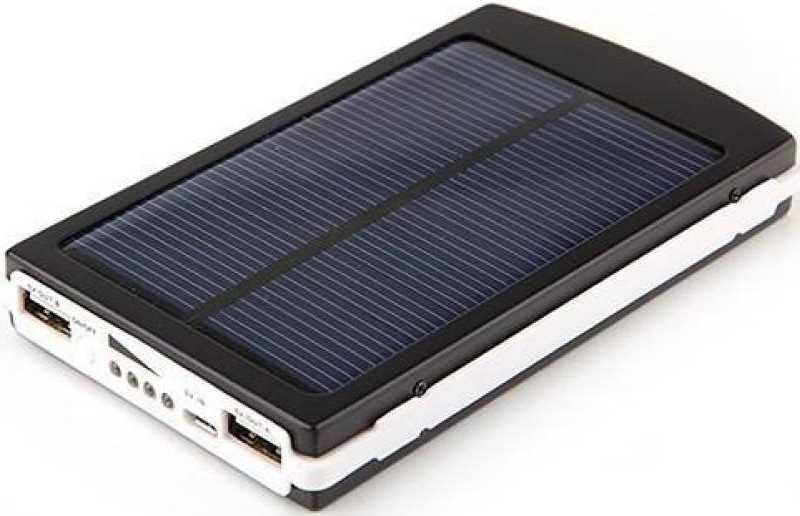 Best price on Fabdy SPB-12 20000mAh Solar Power Bank in India