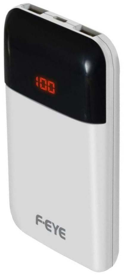 Best price on Feye 7800mAh Power Bank With Digital LCD Display in India