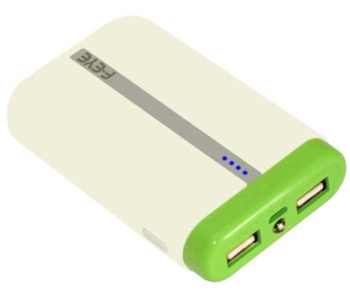 Best price on Feye FMPBL-29 7800mAh Power Bank in India