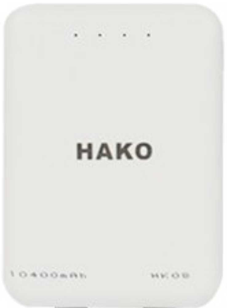 Best price on Hako HK08 10400mAh Power Bank in India