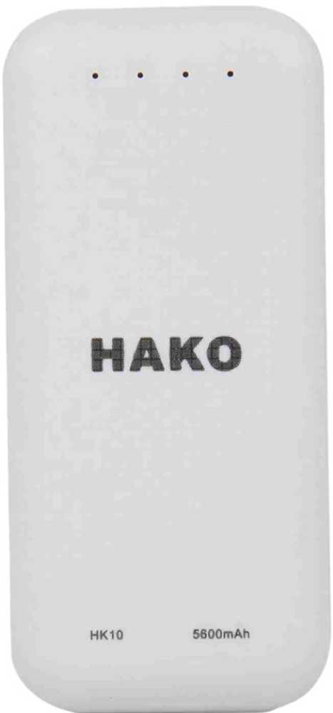 Best price on Hako HK10 5600mAh Power Bank in India