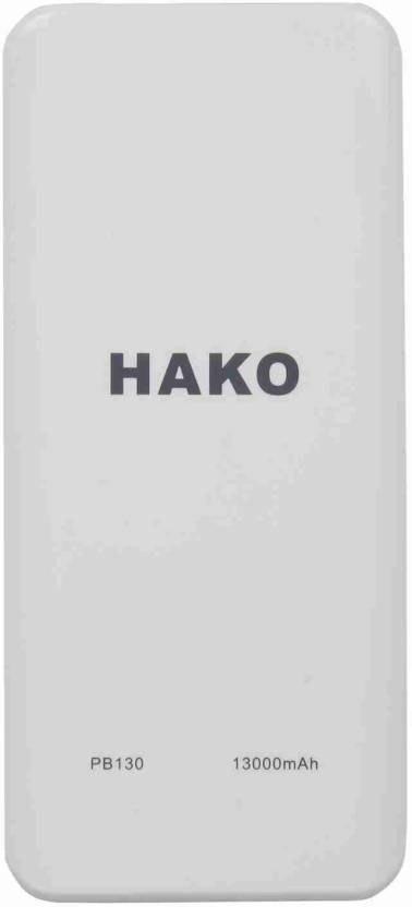 Best price on Hako PB130 13000mAh Power Bank in India