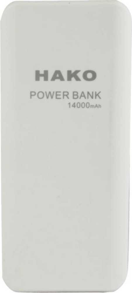 Best price on Hako PB140 14000mAh Power Bank in India