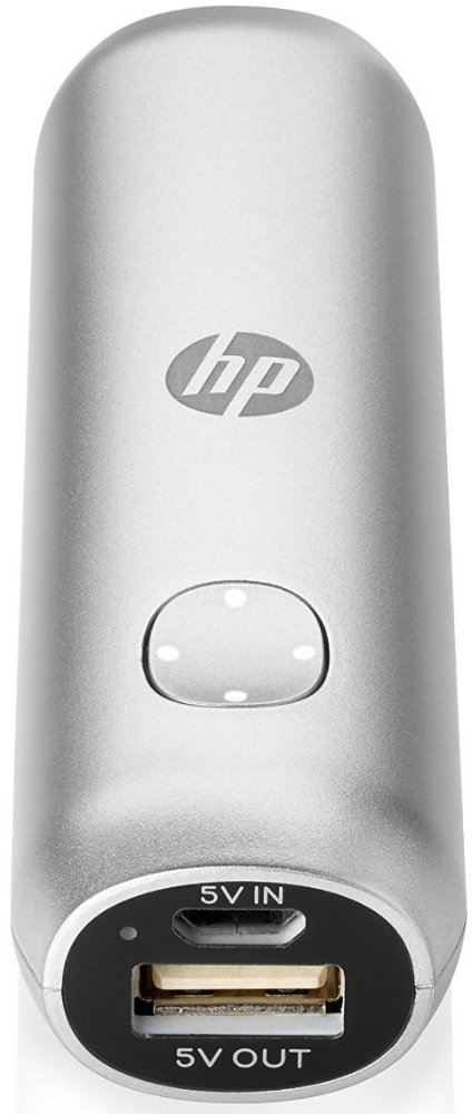 Best price on HP 2600mAh Power Bank in India