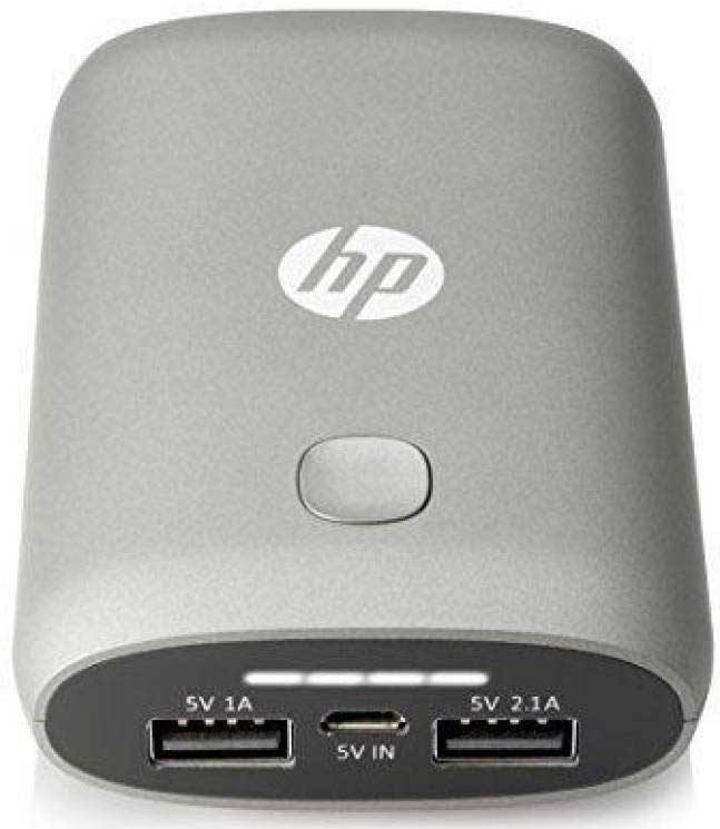 Best price on HP 7600mAh Power Bank in India