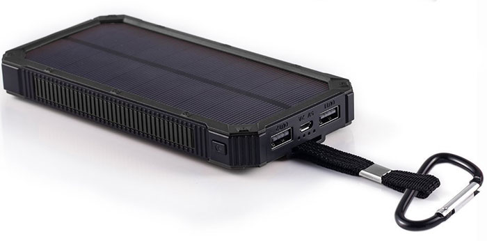 Best price on IFITech 15000mAh Solar Power Bank in India