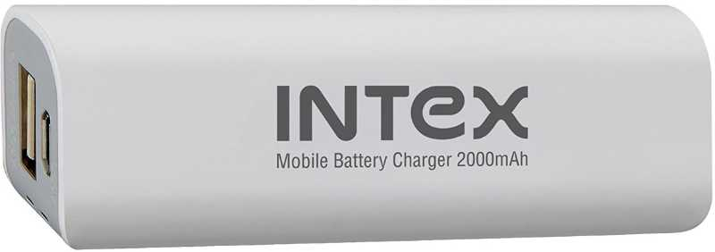 Best price on Intex IT-PB2K 2000mAh Power Bank in India