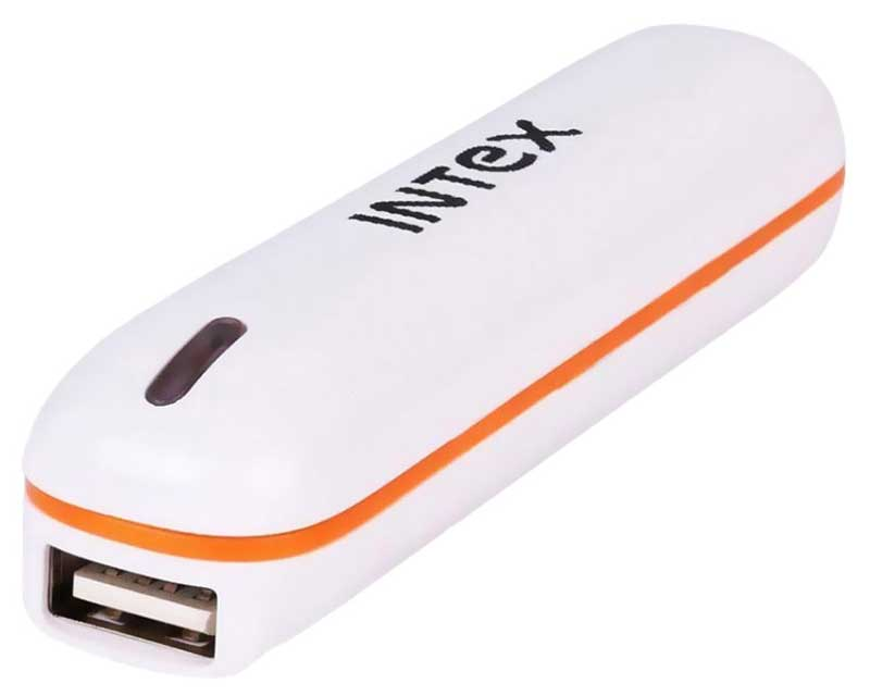 Best price on Intex PB-22 2200mAh Power Bank in India