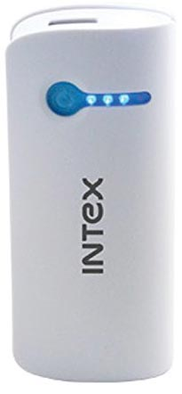 Best price on Intex PB-40 4000mAh Power Bank in India