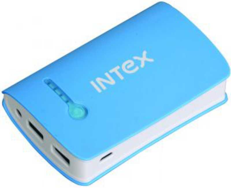 Best price on Intex PB-602 6000mAh PowerBank in India