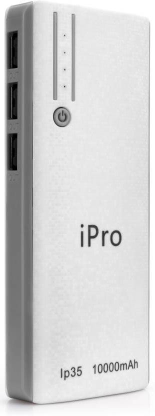 Best price on iPro IP35 10000mAh Power Bank in India
