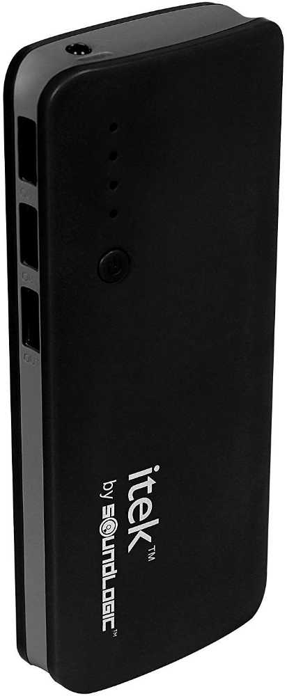 Best price on itek Intelligent 12000mAh Power Bank in India