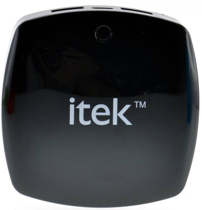 Best price on iTek RBB019 6000mAh Dual USB Port Power Bank in India