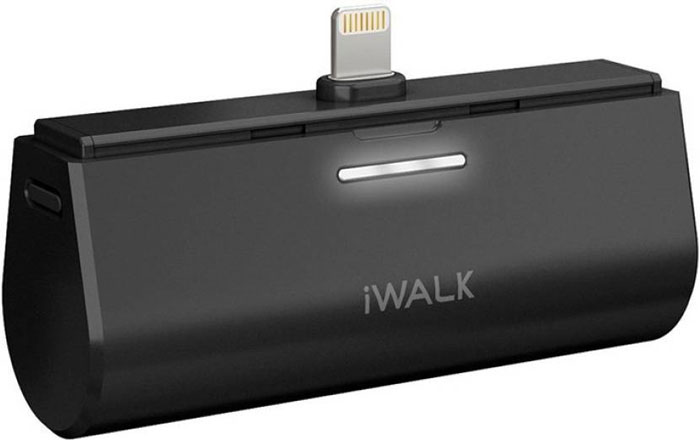Best price on iWalk DBS3000L 3000mAh Docking Power Bank in India