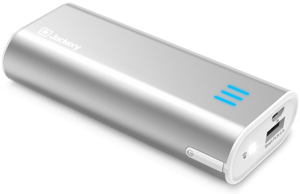 Best price on Jackery 5600mAh Power Bank in India